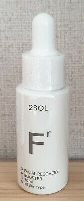 2SOL FACIAL RECOVERY BOOSTER30ml NIACINAMIDE10%+VITAMIN C DERIVATIVE+D-PANTHENOL