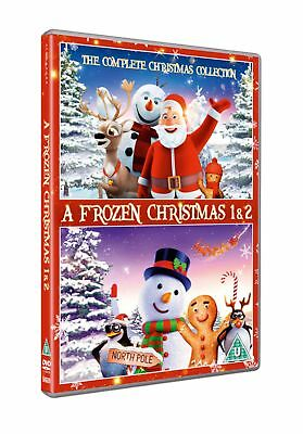 A Frozen Christmas: The Collection [DVD]