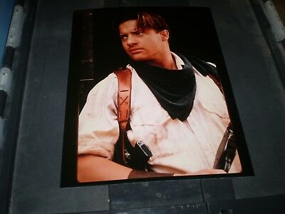 Brendan Frasier 8x10 Color Photo from The Mummy