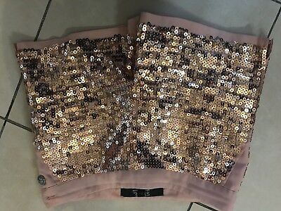 Sequin Girls Shorts Age 5