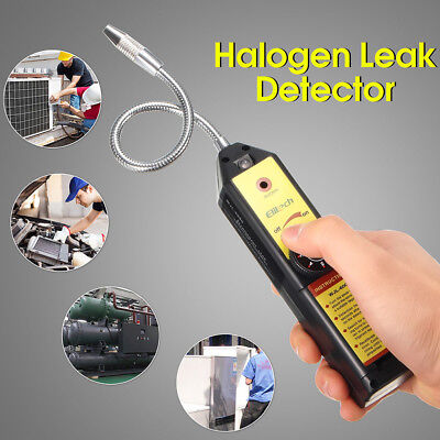 Air Condition Refrigerant Halogen Leak Detector R134a R410a R22a HVAC Test New