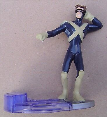 Cyclops - X Men - Action Figur - Marvel 2001 - Burger King Marketing - Wie neu