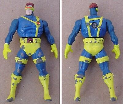 Cyclops - X Men - Action Figur - Marvel 1994 - Metal Model - Very Rare