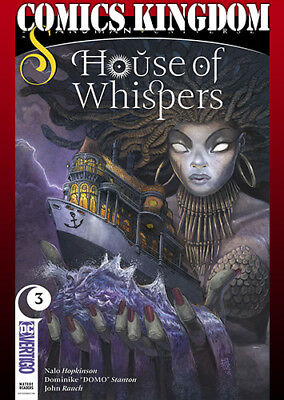 House of Whispers #3 14/11/2018