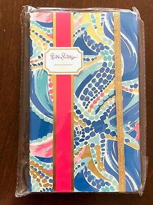 Lilly Pulitzer Journal - Ocean Jewels