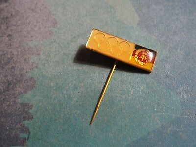 1986 Montreal - East Germany Noc Pin
