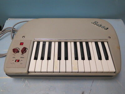 Hohner E Bass Keyboard von ca. 1962 vermutl 1. Version Vintage