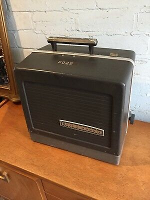 Vintage Retro Bell & Howell 16mm Film Projector - Ex Rolls Royce Property