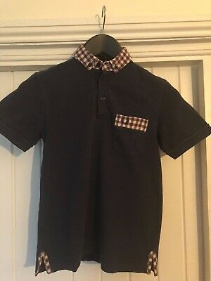 Boys Fred Perry Polo Shirt