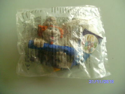 Mc Donald' s Happy Meal  2013 Lizenzfigur Schlumpf Hauie Nr.8 neu OVP