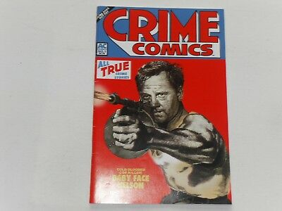 Crime Comics    #1 2002   Ac Comics  ( Bill Black )  Near Mint   Simon & Kirby