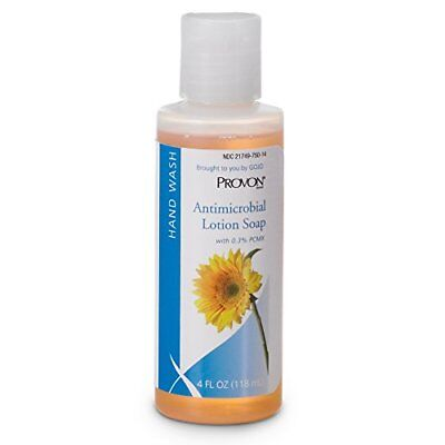 PROVON Antimicrobial Lotion Soap with 0.3% PCMX, Citrus Fragrance, 4 fl (4 oz.)