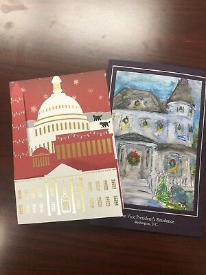 Official 2015 White House Holiday Cards