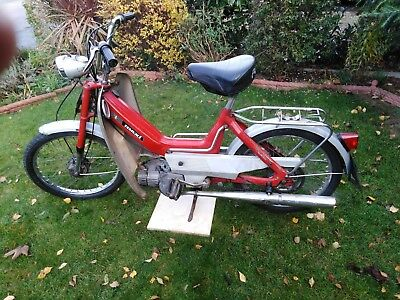 Puch Maxi 49cc  moped  Historic vehicle