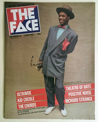 The Face magazine #14 June 1981