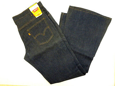 1970s deadstock Levis 38x34 BIG BELLS bell bottom flare denim jeans new with tag