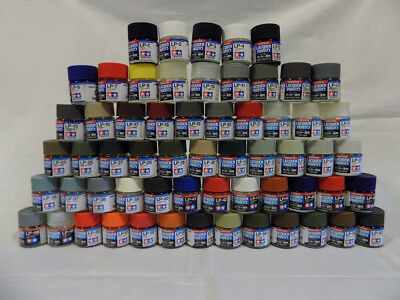 Full Set of 69 Tamiya LP Lacquer Paints