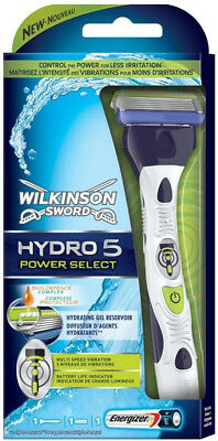 Wilkinson Sword Hydro 5 Power Select Rasierer  - neu - OVP