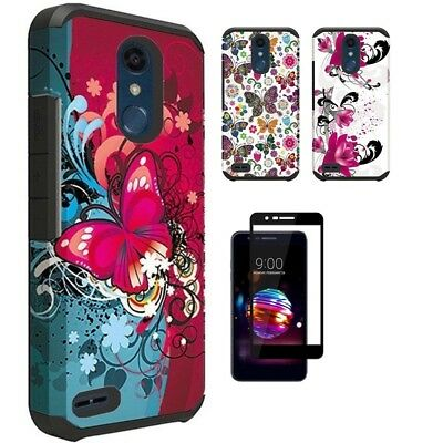 the latest 3826f 39da2 PHONE CASE FOR AT&T PREPAID LG Xpression Plus, Shockproof Hard Cover Case +  TG