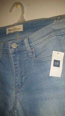 Womens Unworn Light Blue Bootcut Gap Jeans (Size 24R) - OBO