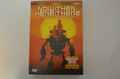 Now and Then, Here and There - Complete Collection (DVD, 2004, 4-Disc Set)