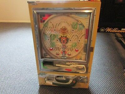 Vtg Pachinko Machine Nishijin With Balls Deluxe Super Nice 31 X 20 Arcade Game