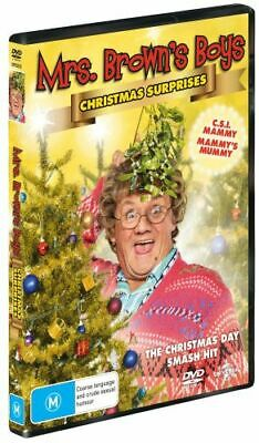 NEW Mrs Brown's Boys DVD Free Shipping