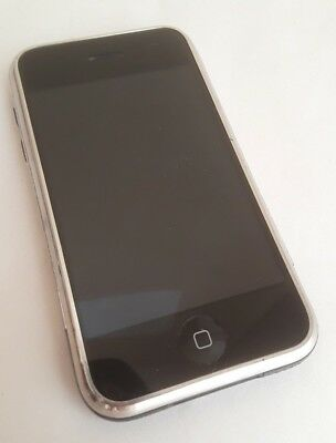 Rare! Apple iPhone First 1st Generation 8GB A1203 NR