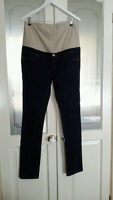 """BARGAIN """"JEANSWEST"""" Ladies size 14,  Blue  Skinny  maternity jeans -"""