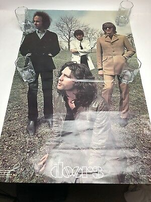 Jim Morrison Poster The Doors Vintage - Rare Limited Edition - New Condition