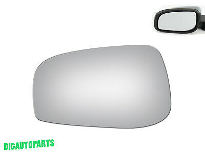 NEW Mirror Glass for 2004-2006 VOLVO S60 S80 V70 Driver Left Side LH