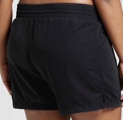 3f8568e6a3de2 Ava & Viv Womens Plus Size Board Shorts Swim Bottom Elastic Waistband  20W/22W