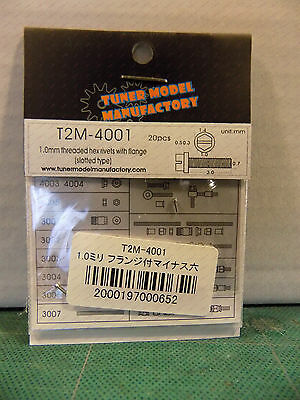 Tuner Model Manufactory Fine Detail Parts New T2M-4001