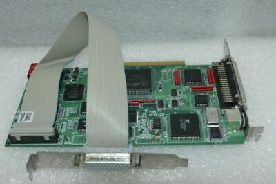 Binder Elektronik MB1200 MSI58801 Jaeger PCI Interface Card