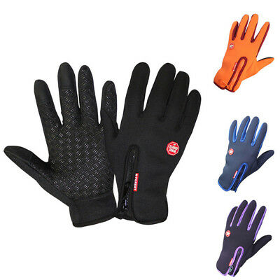 Thermala Premium Thermal Windproof Gloves (Unisex)