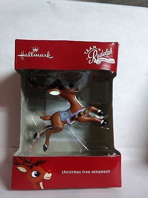 Hallmark Ornament - Rudolph the Red-Nosed Reindeer Sprint