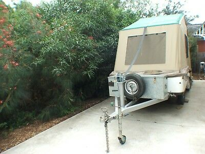Camper Trailer Hard floor Recently renovated Excellent condition