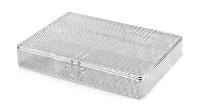 Micro Mesh Sterilizer tray 1 PC with lid