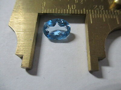 TOPAZ NATURAL MINED STUNNING COLOUR HUES 2.09Ct  MF8073