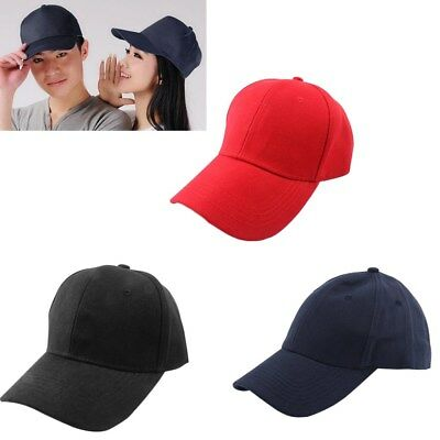 Plain Baseball Caps Mens Baseball Caps Unisex Peak Caps Summer Hats Sports Cap#
