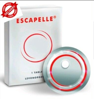Escapelle tabl. 1.5mg x 1 / Pack: 1 tablet