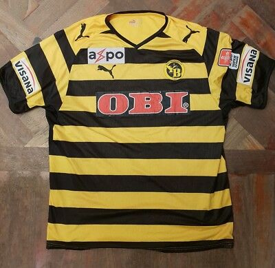 Maglia Young Boys 2008/2009 Super League Ghezal nr. 2