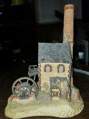 "David Winter Cottages West Country ""Cornish Engine House"" Figure / Sculpture"
