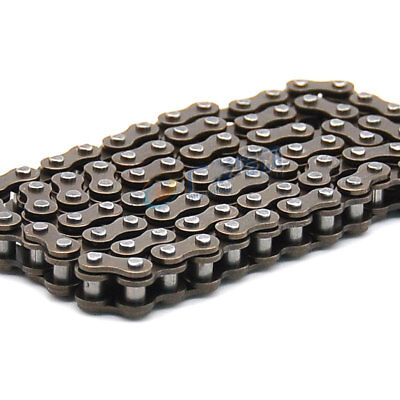 "#25 Industrial Roller Chain 04C-1 Pitch 6.35mm 1/4"" Heavy Duty Roller Chain * 5M"