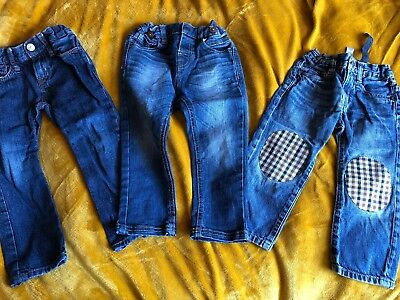 Boys Jeans Bundle 2-3y Mayoral Gap H&M