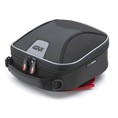 Honda Crf 1000 L / Ld from Yr 16 Givi Motorcycle Tank Bag XS319 with Ring New