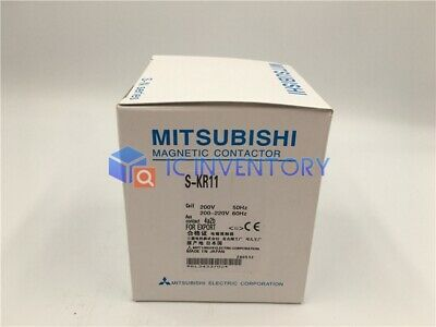 1PCs Mitsubishi S-KR11 SKR11 200-220V New In Box