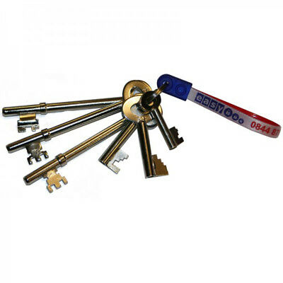 Full FB ( Fire Brigade) Key Set