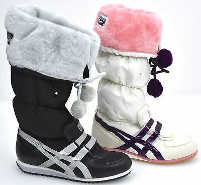 60270e85ce4 Onitsuka Tiger Junior Girl Woman Snow Shoes Boots Code C0A1N - Cn836