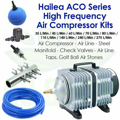 Hailea ACO Series High Frequency Air Compressor Kits